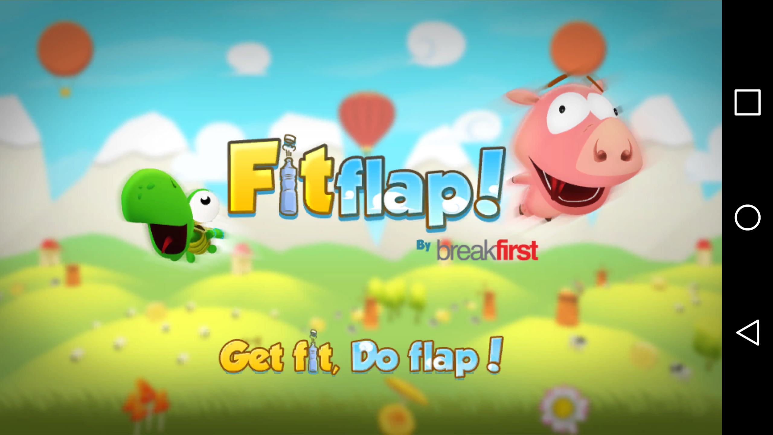 FITFLAP Screenshot Here