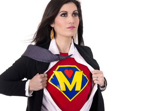 Woman Superhero